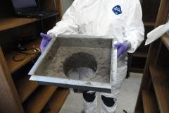 Lab-fume-hood-duct-dust